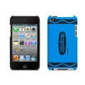 Griffin Crayon Classics Blue for iPod Touch 4G (GB03445)