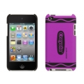 Griffin Crayon Classics Purple for iPod Touch 4G (GB03442)