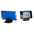 Griffin Elan Form Graphite Blue for iPod Touch 4G (GB01942)