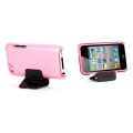 Griffin Elan Form Graphite Pink for iPod Touch 4G (GB01944)
