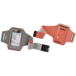 Griffin AeroSport S/M Silver/Pink for iPod Touch 4G (GB01964)