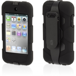 Griffin Survivor for iPod Touch 4G, Black (GB01986)