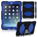 Griffin Survivor for iPad Air - Black/Blue (GB36403)