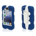 Griffin Survivor White/Navy for iPhone 4, 4S (GB02892)