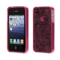Griffin Motif Paisley Pink for iPhone 4, 4S (GB03380)