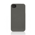 Griffin Outfit Flock Gun Metal for iPhone 4, 4S (GB03176)