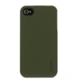 Griffin Outfit Flock Olive for iPhone 4, 4S (GB03178)