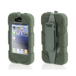 Griffin Survivor Olive for iPhone 4, 4S (GB02502)