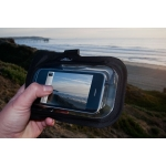H2O Audio Amphibx GO Waterproof Case for iPhones/iPods Touch (WC1-BK)
