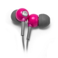 H2O Audio Flex All Sport Waterproof Headphones Power Pink (CB1-PK)