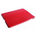 Hoco Ultra Protective Case The Angle Bracket for iPad 4, iPad 3, iPad 2 - Red