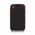 Leather Case Duke Flip Top for iPhone 3G/3GS Black