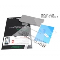 Hoco Professional Film Set Screen Protection for iPhone 4, 4S - Mirror