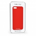 Happy Plugs Ultra Thin Case Red for iPhone 5, 5S (8801)