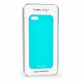 Happy Plugs Ultra Thin Case Turquoise for iPhone 5, 5S (8807)