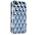 Hard Candy Cases Bubble Slider Chrome/Chrome for iPhone 4 (BS4G-CHR-CHR)