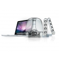 Harman Kardon SoundSticks III for iPhone, BlackBerry, Nokia, Laptop, PC (SOUNDSTICKS3)