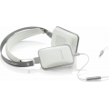 Harman Kardon CL White CLassic On-Ear Headphones MFI (HAR/KAR-CL-W)