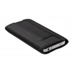 ION Spyder Pouch Black Cowhide for iPhone 4, 4S, 3G, 3GS, iPod Touch (i1010-LBK034)