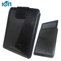 ION Carbon Jacket Leather Black for iPad 2/iPad (i846-LBK002)