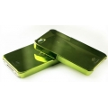 ION Zero Iridium Cover Lime Green for iPhone 4, 4S (i953-PNE006)