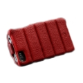 ION Hellboy Flip Cover Buffalo Hides Red for iPhone 4 (i960-LRD035)