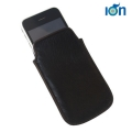 ION Eskimo Pouch Single Color Cattle Hides for iPhone 3G, 3GS, 4, 4S (i730-LWH018S)