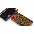 ION Nomadic Zero Case Tanned Leopard/Cooper for iPhone 4, 4S (i969- PNE003)