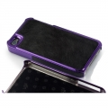 ION Nomadic Zero Case Natural Dusky/Violet for iPhone 4, 4S (i969- PNE004)