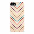 Incase Snap Case Multi Hearts Cream for iPhone 5, 5S (CL69188)