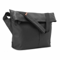 "Incase Leather/Canvas Mini Messenger 13"" Black for Tablet/Laptop (CL60356)"