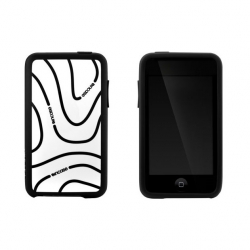 Topo Frame Case for iPhone 3G/3GS Black