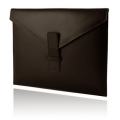 Executive Folio Premium Leather Case Brown for iPad 4, iPad 3, iPad 2, iPad (IPAD-131)