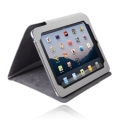 Kickstand Nylon Case Light Gray/Gray for iPad (IPAD-134)
