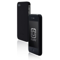 Incipio Feather Ultra Thin Case Black for iPhone 4 (IPH-512)