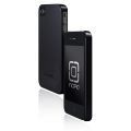 Incipio Feather Ultra Thin Case Pearl Metallic Black for iPhone 4 (IPH-516)