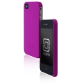 Incipio Feather Ultra Thin Case Matte Bright Purple for iPhone 4 (IPH-513)