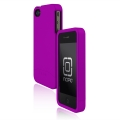 Incipio Edge Hard Shell Slider Case Matte Bright Purple for iPhone 4 (IPH-543)