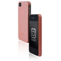 Incipio Feather Ultra Thin Case Sherbert Pink for iPhone 4 (IPH-519)