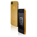 Incipio Feather Ultra Thin Case Soda Orange for iPhone 4 (IPH-523)