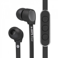 a-JAYS Headphones Four with Control Talk Black for iPod, iPhone, iPad (T00075)