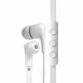 a-Jays Earphone Five White for iOS Devices (FT102755)