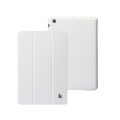 Jison Case Classic Smart Cover for iPad Mini - White (JS-IDM-01H00)