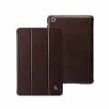 Jison Case Classic Smart Cover for iPad Mini - Brown (JS-IDM-01H20)