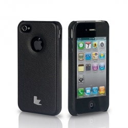 Jison Slim Fit Case for iPhone 4, 4S - Black