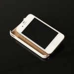 Jison Slim Fit Case for iPhone 4, 4S - White