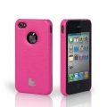 Jison Slim Fit Case for iPhone 4, 4S - Rose