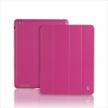 Jison Executive Smart Cover for iPad 4, iPad 3, iPad 2 - Rose