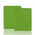 Jison Executive Smart Cover for iPad 4, iPad 3, iPad 2 - Green