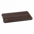 Jison Case Smart Case with Copper for iPad mini/Retina - Brown (JS-IDM-12H20)